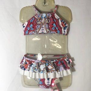 NWT Toddler Seafolly Bikini
